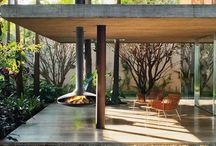 garden room / Rooms linking the indoors and outdoors / by Thomas Johnson