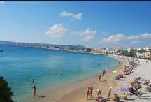 Playas y calas de Xàbia / Playas y calas de aguas cristalinas que invitan al baño y  al relax.