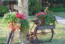 Gardens - Jardines / by Decoraddiction