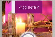 Colección Country
