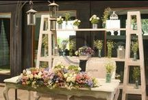 Boda Ana & Oscar / Montaje para la boda de Ana y Oscar con mobiliario Local Trendy