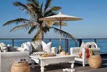 Outdoor Living Spaces / From pools to bomas and patios, we have you covered for summer-time living