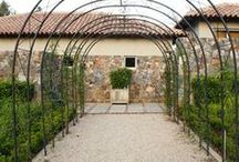 Arches & Walkways / Beautiful ideas for garden arches, walkways and pergolas.