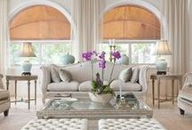 20 Timeless Rooms / What's the secret to putting together a chic scheme that won't date? We asked leading interior designers and decorators to share tips on creating a timeless look.