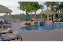 Signature Projects    |    Taste Of The Tropics / Florida Pool Designer, Ryan Hughes Design/Build Signature Project - Taste Of The Tropics. #swimmingpooldesign #floridapoolbuilder
