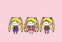 Moon soldiers / Sailor senshi