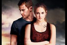 Divergent trilogy / by Bella