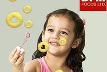Healthy & FunSnack Foods for Kids