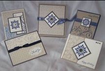 Card Inspiration / by Meander Canyon Crafts