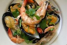 Seafood | Fish / Delicious seafood and fish recipes