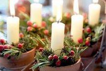 Festive Table Settings