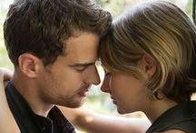 Divergent, Insurgent , Allegiant / MY FAVOURITE MOVIES & BOOKS IN THE WORLD