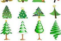 joulu / Jouluaiheisia askartelu- yms. ideoita