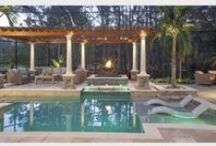 Signature Project: Transitional / Signature Project from Ryan Hughes Design Build: Transitional #floirdapooldesigner