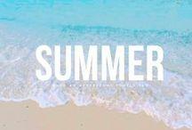 Summer livin' / Summer inspiration