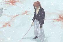 Samurai and manslayer / Ruroni Kenshin