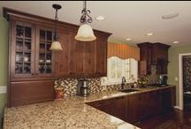 Kitchens / Beautiful and creative kitchen ideas.