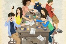 The Fosters / Callie + Aj               Mariana + Matt   Jesus + Lexi           Jude + Connor Brendan + Lou