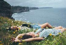 RELAX PLACES WE LOVE <3 / Odpoczynek jest niezwykle ważny w życiu człowieka. A nic tak nie relaksuje, jak spokojne miejsce, piękne otoczenie, przyroda i cudowne krajobrazy! Tak chcemy wypoczywać!
