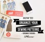 sewing tips / Here are some tips to enhance your sewing.