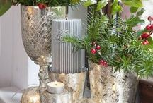 Xmas DECORATIONS 4 EVERYONE - DIY / Piękne dekoracje świąteczne nie tylko do łazienki! Zainspiruj się!  Beautiful Xmas decorations not only to bathrooms! Be inspired!