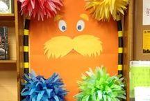 Decoração na Sala de Aula (^,^) / Inspiração para decorar a sala de aula!