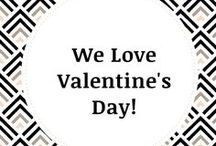 Valentine's Day / A very LOVEly collection of our Valentine's Day Desserts and other cute Valentine-y things we love! Treats, gift ideas and cards.