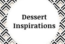 Dessert Inspiration / This board is a collection of yummy desserts that inspire Toffee Break Desserts.  (Note: everything pinned to this board is just inspiration, not actual Toffee Break products.)