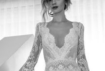Lace wedding