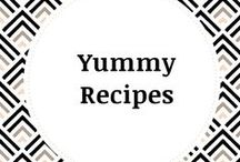 Yummy Recipes / Delicious and nutritious recipes for all of your entertaining needs! Easy to follow and fun to make!