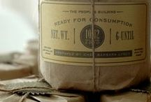 Graphics and Packaging  / We're design junkies... Especially creative packaging.