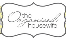 The Organized Housewife