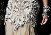 Dresses and Diamonds / Things that sparkle