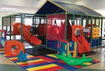 Little Indoor Fun / Keep Cabin Fever at bay with these fun activities and indoor play places in Lake County.