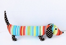 one for the dog lovers! / Some amazing dog related items on Etsy...