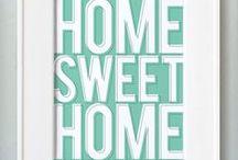 Home♡sweet Home♡ / ♡♥