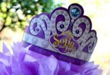 "Abby's ""Sofia the First"" Birthday Party"