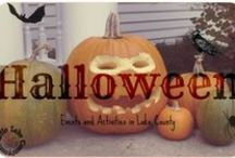 Little Halloween / Halloween activities and events in Lake County for you and your little ghouls as well as games, printables and activities to help you do it.