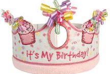 Birthdays! / Celebrate your little one's birthday in style!  www.grammiesattic.com