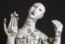 Ceramics - Sculpture