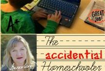 The Accidential Homeschooler / Genevieve found herself an Accidental Homeschooler. These are her kids adventures, ideas, and resources for other homeschool parents in Lake County.