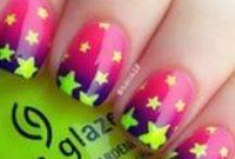 Nails to wear & to try! / by ƒяαη¢єѕ¢α νιтαℓє