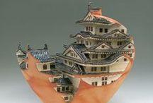 Ceramics - Architecture Inspired