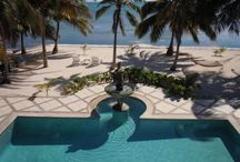 BELIZE - Vacation Rentals / One of the most popular destinations for visitors to Belize is Ambergris Caye.