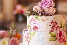 HANPAINTED CAKES