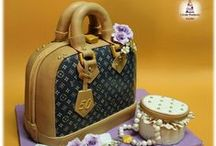 BAGS-BOX-SUITCASES CAKES