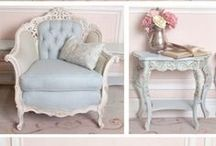 SHABBY CHIC & COTTAGE & COUNTRY STYLE