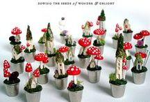 Crafts - Fairy garden