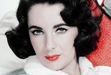Elizabeth Taylor, what a beauty! / by Donna Thomas