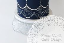 FAYE CAHILL CAKES